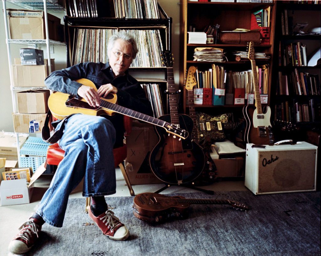 Bill Frisell. Photo by Annie Marie Musselman.